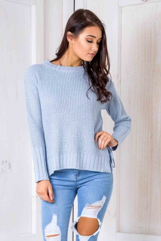 Maria Jumper-Blue
