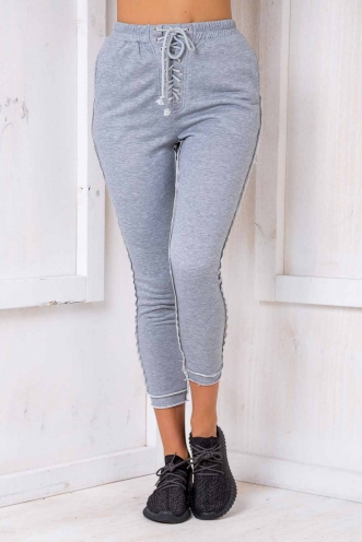 Irreplaceable Trackies - Grey