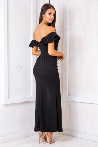 Rich Girl Dress - Black
