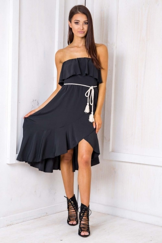 Our Song Dress - Black