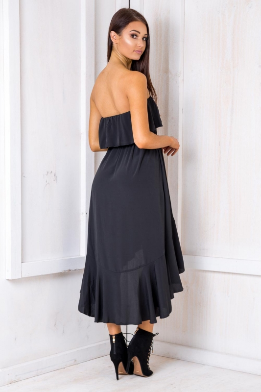 Our Song Dress Black Sale Stelly
