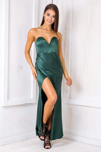 Endless Love Gown - Green