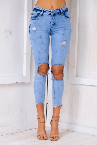 Happy Days Jeans - Blue Denim