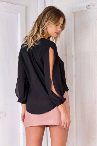 Daiquiri Top - Black
