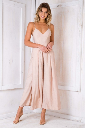 Clootie Jumpsuit - Cream