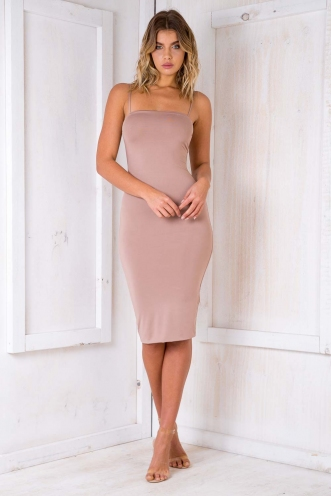 Eton Mess Dress - Blush