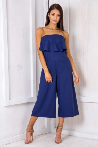 Natalia jumpsuit- Blue