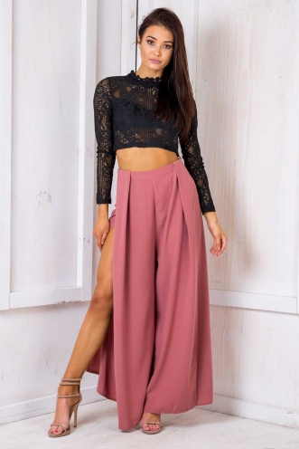 Beer Cake Pants - Blush