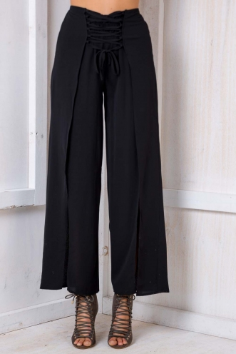 Princess Cake Pants - Black