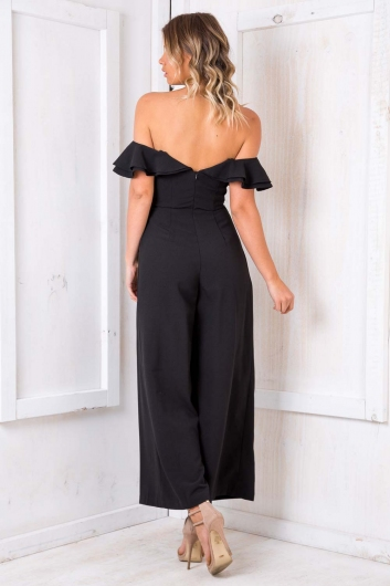 Buccellato Jumpsuit - Black