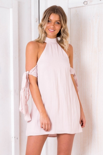 Tres Leches Cake Dress - Pink