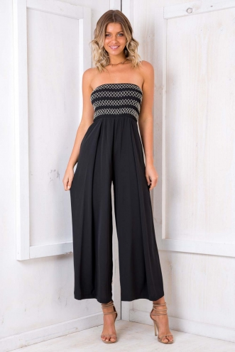 Kabuni Jumpsuit - Black