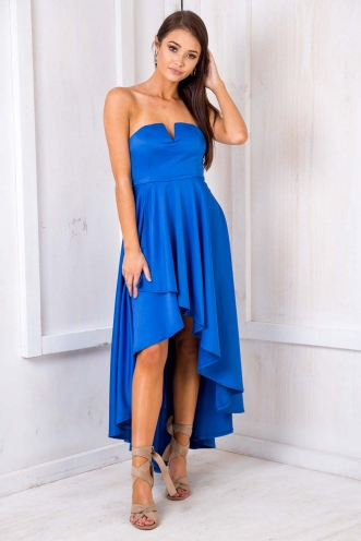 Oatcake Dress - Blue