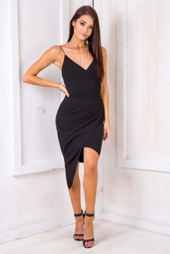 Cranachan Dress - Black