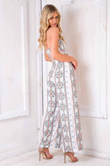 Basbousa Crop - White Pattern
