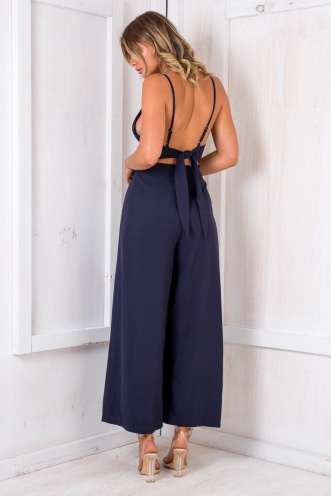 Mojito Jumpsuit - Navy