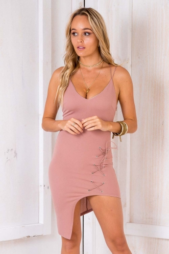 Rožata Dress - Blush