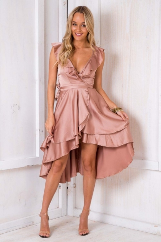 Moonshadow Dress - Blush