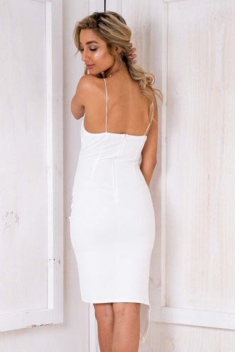 Cranachan Dress - White