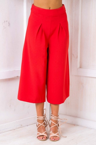 Baklava Pants - Red