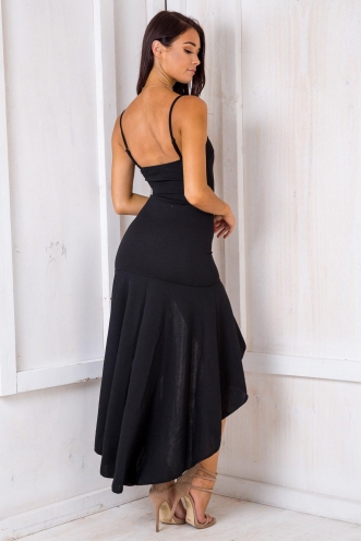 Sweet About Me Dress - Black