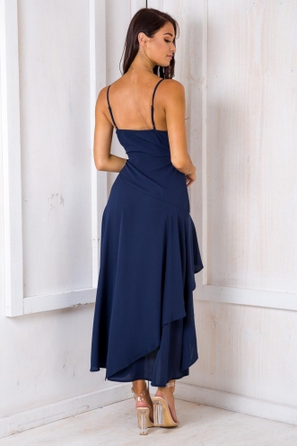 Midnight Memories Dress - Navy