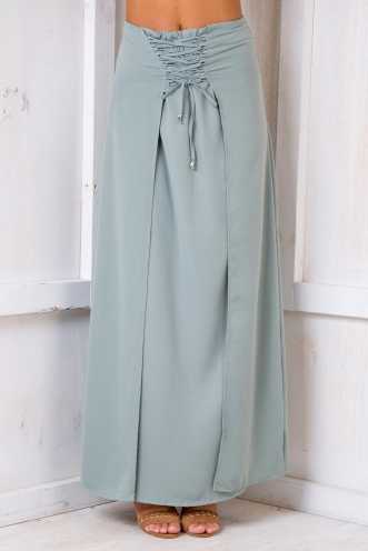 Unconditional Love Skirt - Light Khaki