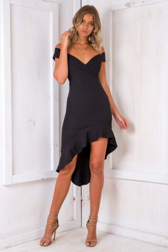 Manhattan Dress - Black