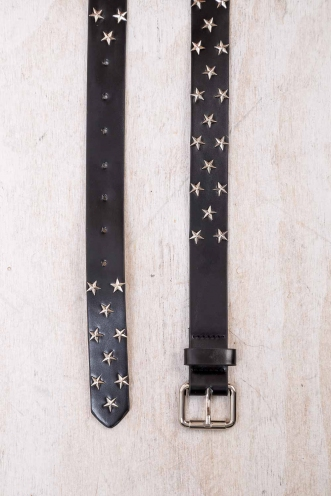 Stars and Stripes Belt - Black