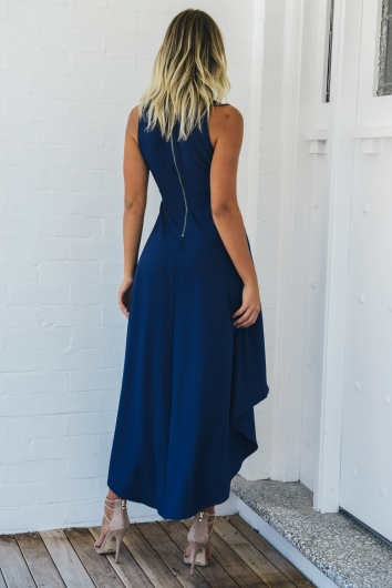 Cinderella Dress - Navy