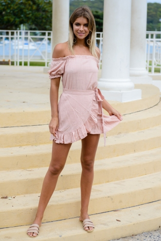 Beyonce Dress - Light Pink