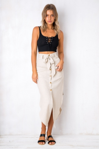 Sway with me skirt - Sand