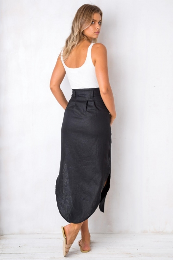 Sway with me skirt - Black