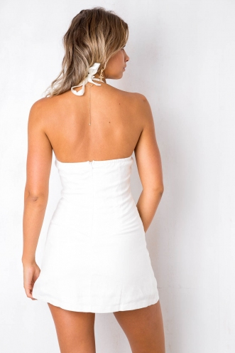 Bella Bella Dress - White