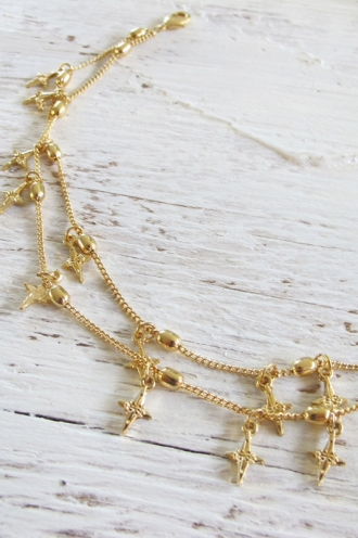 Minc Collections - Galaxy Choker - Gold