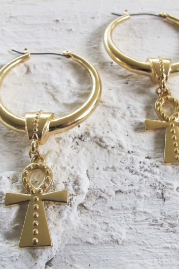 Minc Collections - Forever Hoops - Gold