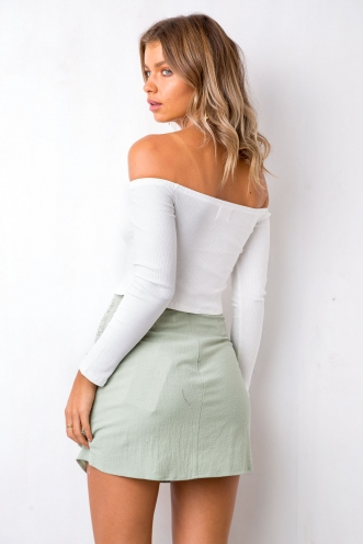 Suzie Top - White