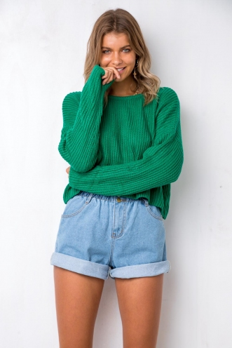 Snooze Time Jumper - Green