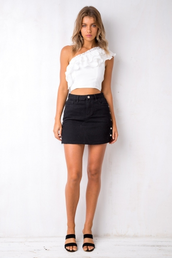 Angel Dust Top - White