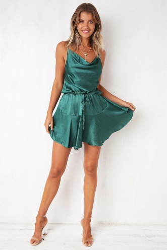 Catching Dreams Dress - Jade