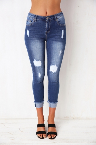 Second Chance Jeans - Blue