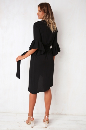 Gracey Dress - Black