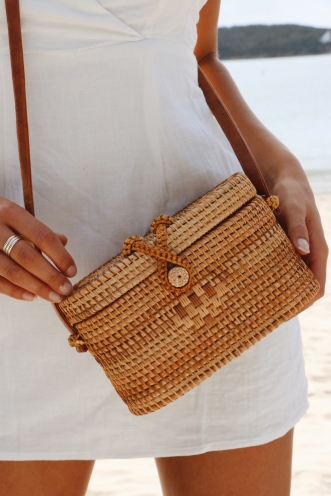 Girl Town Bag - Natural