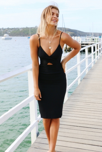 Brooke Dress - Black