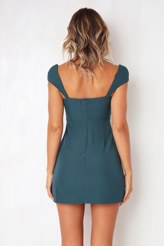 Kimberley Dress - Green