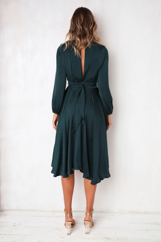 Dance With Me Dress - Green