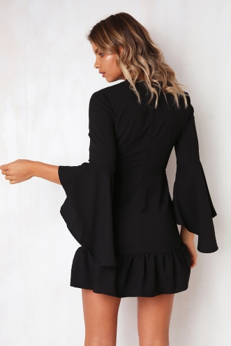 Thao Dress - Black