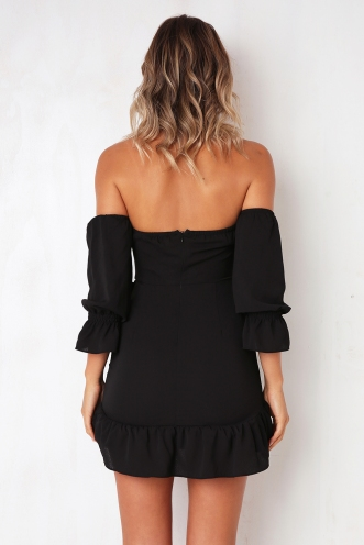 Ginny Dress - Black