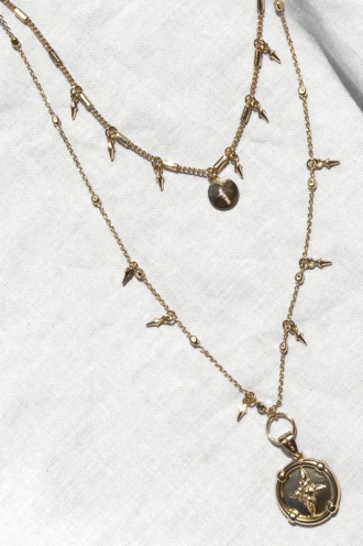 Minc Collections - O'Reilly Necklace - Gold