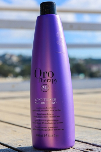 Fanola Oro Therapy Saphire (Zaffiro) Conditioner